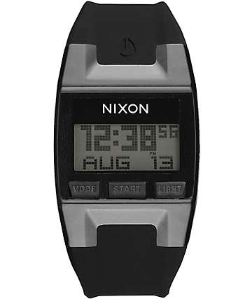 Nixon Comp Black Watch
