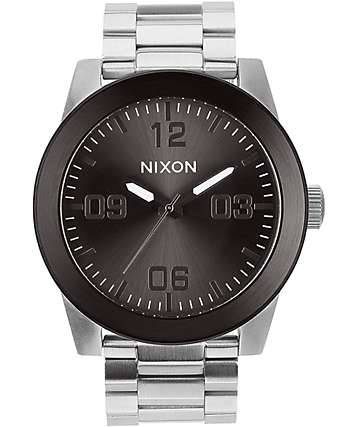 Nixon Corporal SS Analog Watch