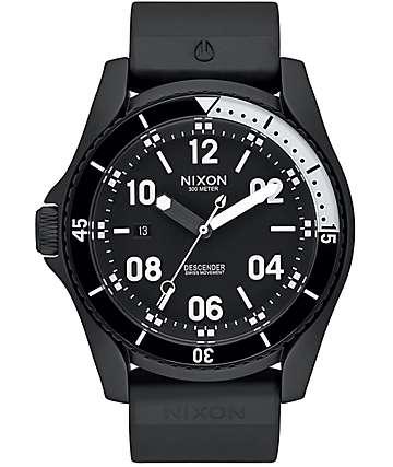 Nixon Descender Sport All Black Watch