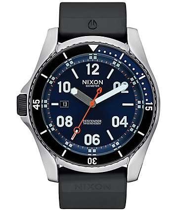 Nixon Descender Sport Blue Sunray Watch