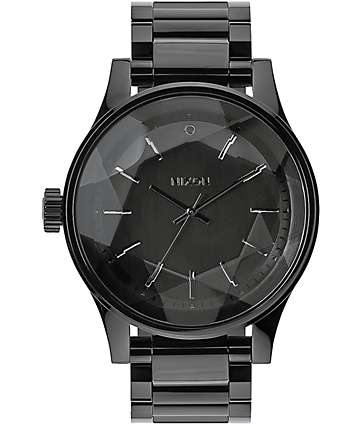 Nixon Facet All Black Watch