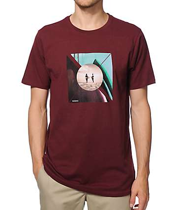 Nixon Graduate T-Shirt