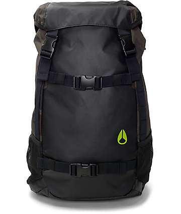Nixon Landlock II 33L Geo Camo Backpack