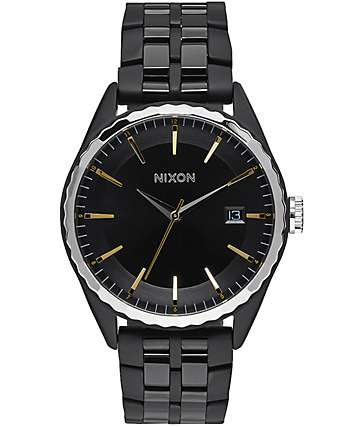 Nixon Minx Black Watch