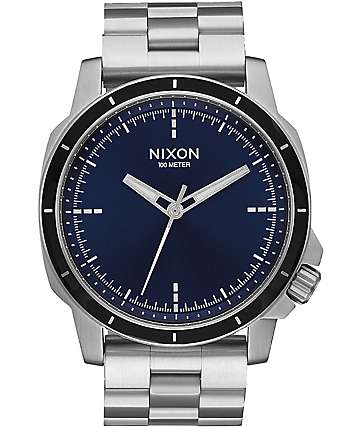 Nixon Ranger Ops Blue Sunray Watch
