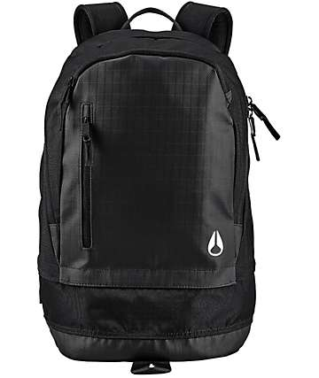 Nixon Ridge Black 30L Backpack