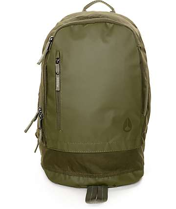 Nixon Ridge Olive 30L Backpack