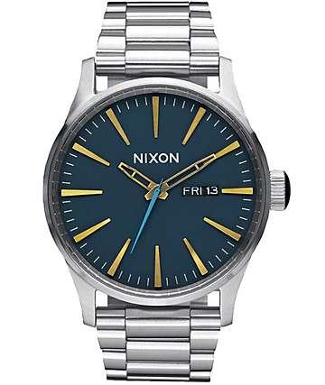 Nixon Sentry SS reloj analógico