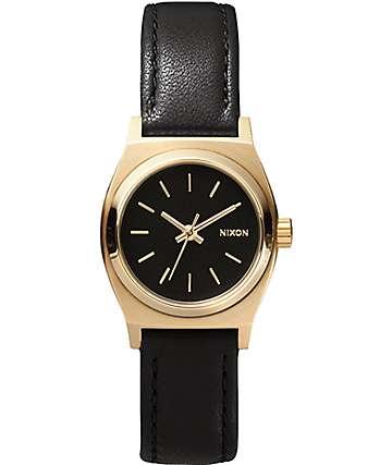 Nixon Small Time Teller Analog Watch