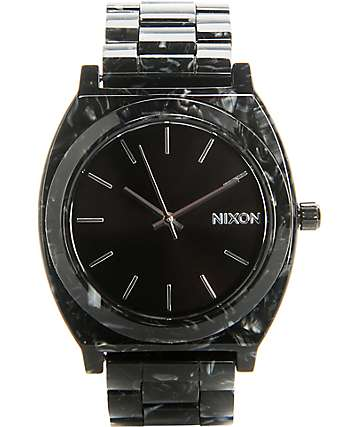 Nixon Time Teller Acetate Analog Watch