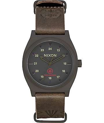 Nixon Time Teller Bungee & Taka Watch