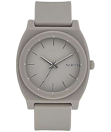 Nixon Time Teller P Matte Clay Analog Watch