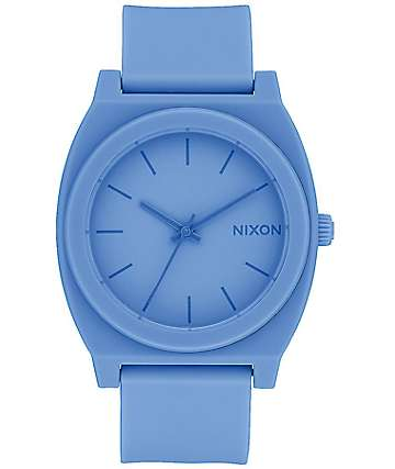 Nixon Time Teller P reloj análogo en marino con acabado mate