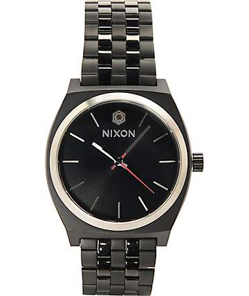 Nixon Time Teller SW Kylo Black Nixon Analog Watch