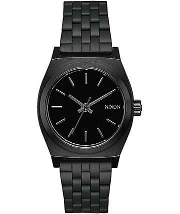 Nixon Time Teller reloj analógico en negro