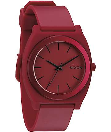 Nixon Timer Teller P Analog Watch