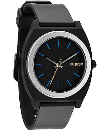 Nixon Timer Teller P Fade Analog Watch