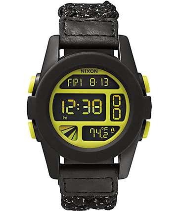 Nixon Unit Woven Digital Watch