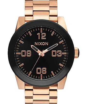 Nixon x Primitive Corporal Analog Watch