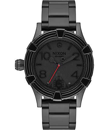 Nixon x Star Wars 38-20 Vader Analog Watch