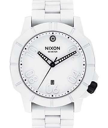 Nixon x Star Wars Ranger Stormtrooper Watch