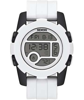 Nixon x Star Wars The Unit 40 Stormtrooper Digital Watch