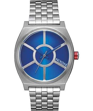 Nixon x Star Wars Time Teller R2-D2 Blue Watch