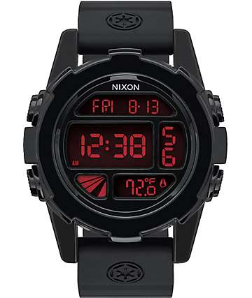 Nixon x Star Wars Unit Imperial Pilot Digital Watch