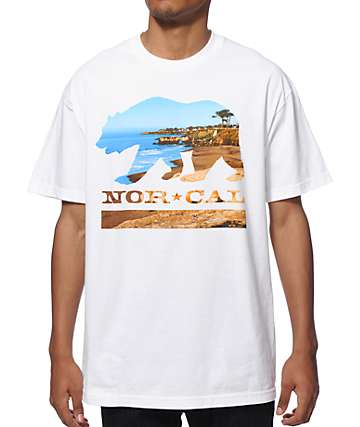 Nor Cal Beach Beat T-Shirt
