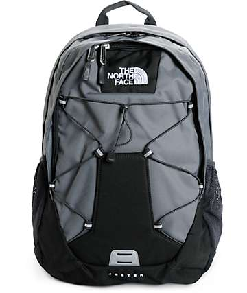 North Face Jester Black & Grey 26L Backpack