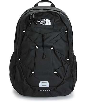 North Face Jester Black 26L Backpack