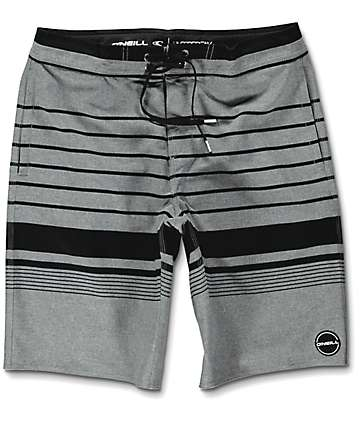 O'Neill Hyper Freak Vista board shorts negros