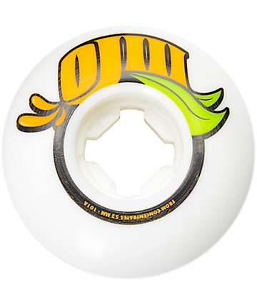 OJ III From Concentrate 52mm 101a Skateboard Wheels