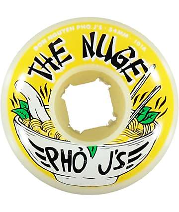 OJ Nuge Pho Js EZ Edge 54mm Skateboard Wheels