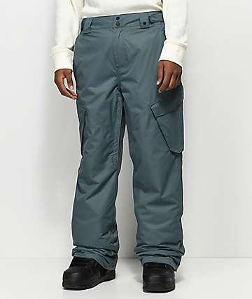 Oakley Arrowhead Dark Slate BioZone 10K Snowboard Pants