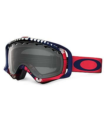 Oakley Crowbar Kazu Kokubu Prizm Snowboard Goggles