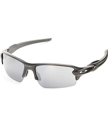 Oakley Flak 2.0 Matte Black & Black Iridium Sunglasses