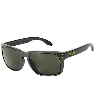 Oakley Holbrook gafas de sol en acero y gris oscuro
