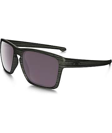 Oakley Sliver XL PRIZM Wood Grain Polarized Sunglasses