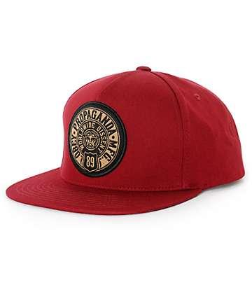 Obey 89 Snapback Hat