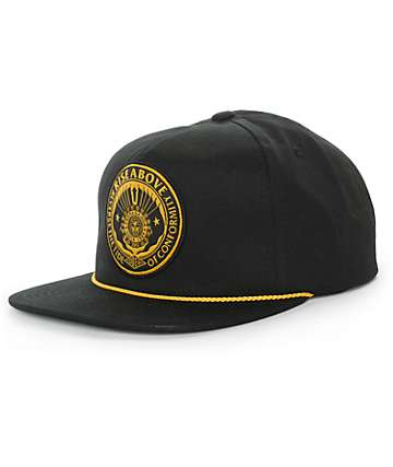 Obey Admiral Snapback Hat