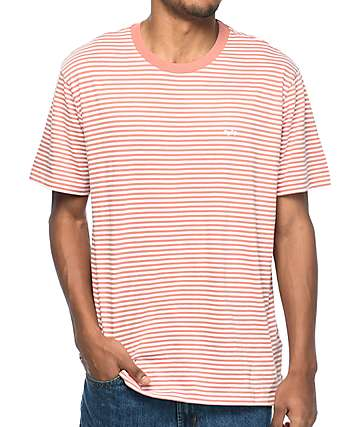 Obey Apex Rose camiseta a rayas
