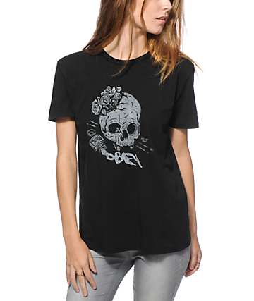 Obey Arts Not Dead T-Shirt