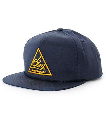 Obey Augusta Snapback Hat