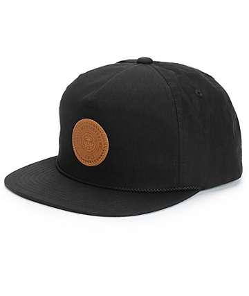 Obey Bancroft Strapback Hat