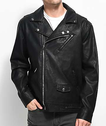 Obey Bastards Black Jacket