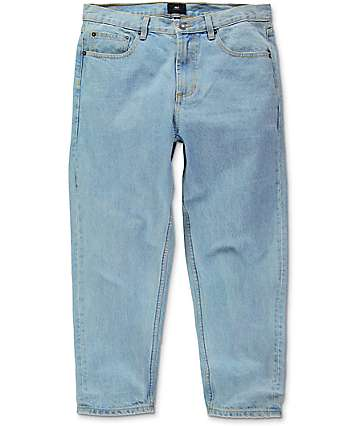Obey Bender 90s Light Indigo Wash Jeans
