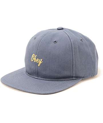 Obey Berlin Strapback Hat