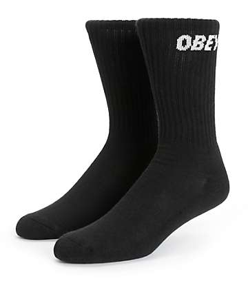 Obey City Crew Socks