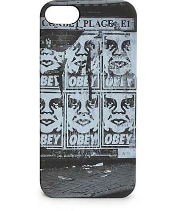 Obey Corbet Place iPhone 5 & 5S Case